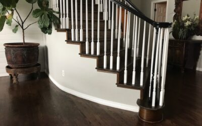 Highlands Ranch Staircase Refurbish